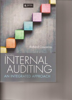 Ia book title internal auditing an integrated approach 3rd ed fandeluxe Gallery